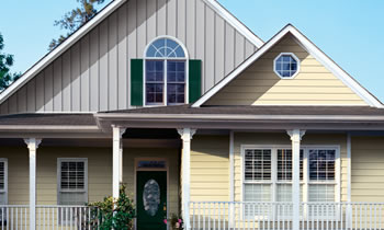 vinyl siding installation Greenville